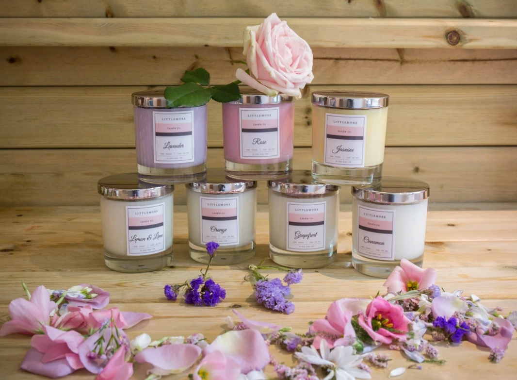 Littlemore Candle Co candles 2